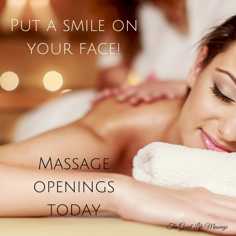 Massage Openings - Smile